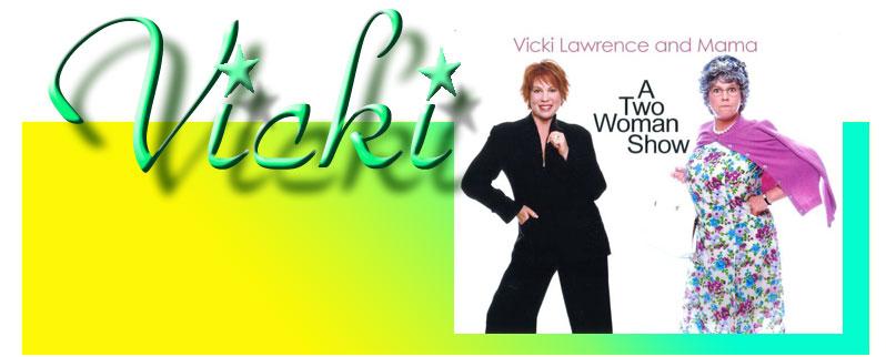 Vicki's Schedule